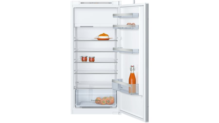 Neff KI2422S30G Built-in Single Door Fridge 1
