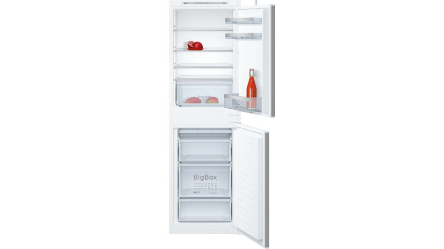 Neff KI5852S30G 50/50 Built-in Fridge Freezer 1