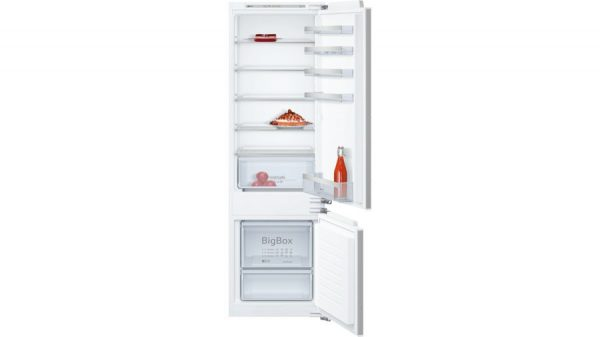 Neff KI5872F30G 70/30 Built-in Fridge Freezer 1