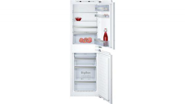 Neff KI7853D30G 50/50 Built-in Fridge Freezer 1