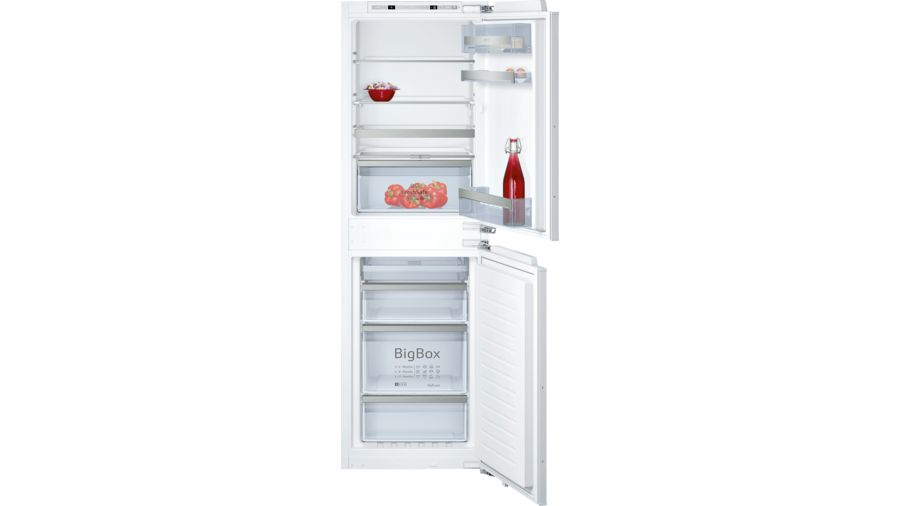 Neff KI7853D30G 50/50 Built-in Fridge Freezer 1