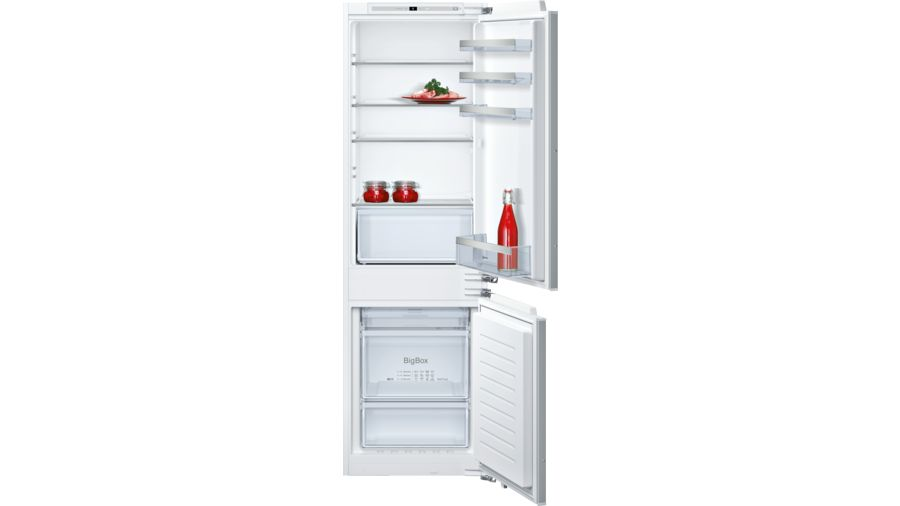 Neff KI7862F30G 60/40 Built-in Fridge Freezer 1