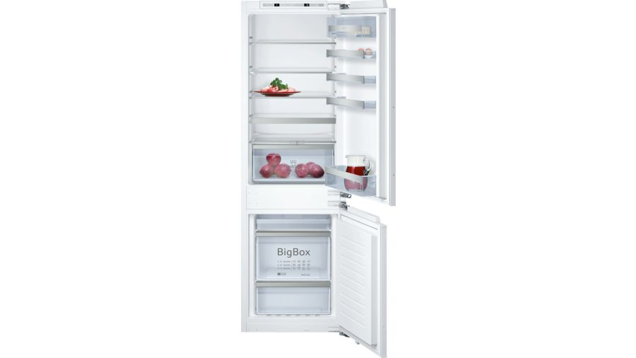 Neff KI7863D30G 60/40 Built-in Fridge Freezer 1