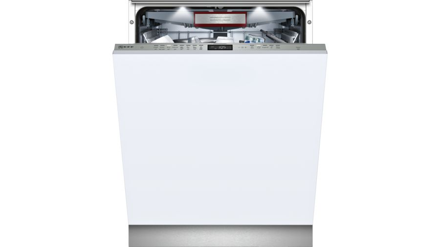 Neff S515T80D0G 60cm Fully Integrated Dishwasher 1