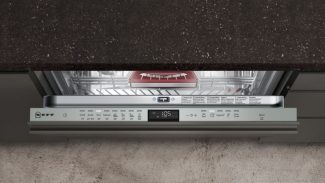 Neff S515T80D0G 60cm Fully Integrated Dishwasher 2