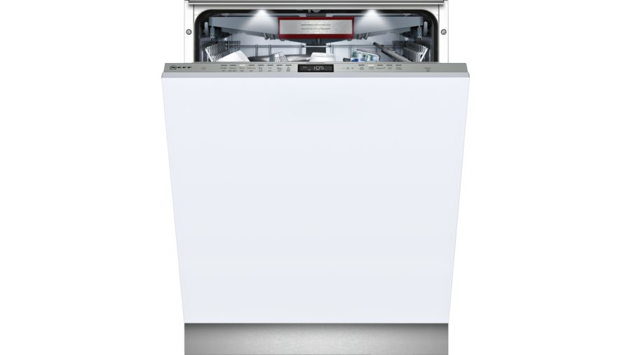 Neff S515T80D2G 60cm Fully Integrated Dishwasher 1