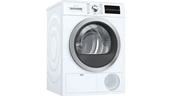 Neff R8580X3GB Freestanding Condenser Tumble Dryer 1