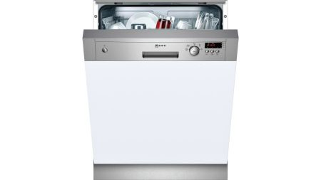 Neff S41E50N1GB 60cm Semi Integrated Dishwasher 1
