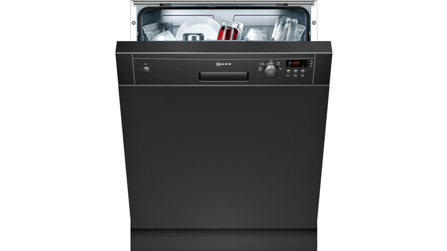 Neff S41E50S1GB 60cm Semi Integrated Dishwasher 1