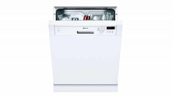 Neff S41E50W1GB 60cm Semi Integrated Dishwasher 1