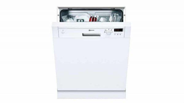 Neff S41E50W1GB 60cm Semi Integrated Dishwasher 1