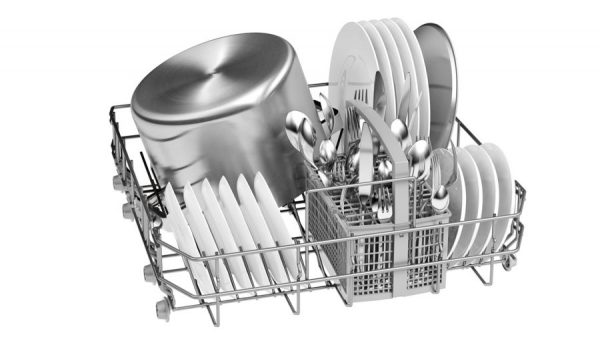 Neff S41E50W1GB 60cm Semi Integrated Dishwasher 3