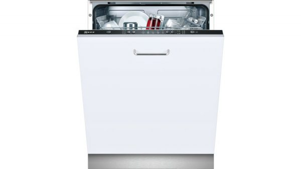 Neff S511A50X1G 60cm Fully Integrated Dishwasher 1