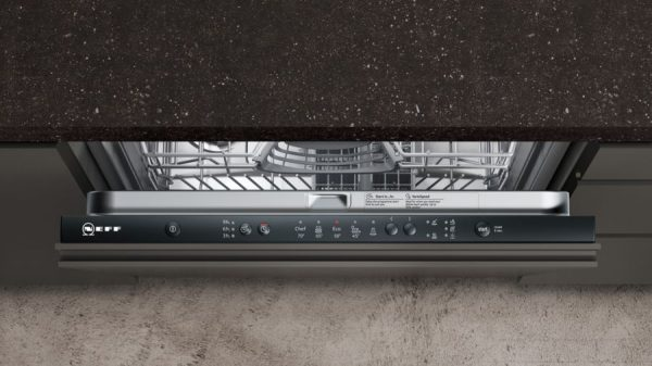 Neff S511A50X1G 60cm Fully Integrated Dishwasher 2