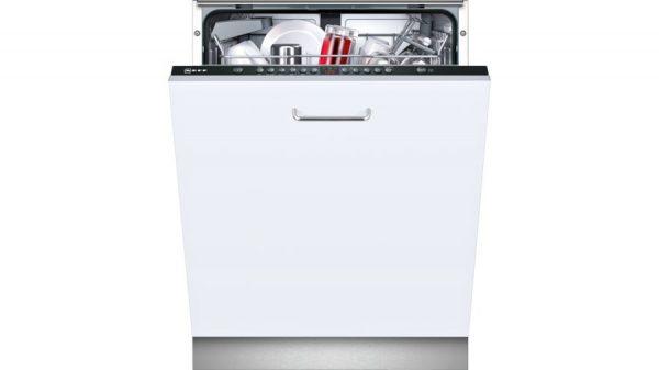 Neff S513G60X0G 60cm Fully Integrated Dishwasher 1