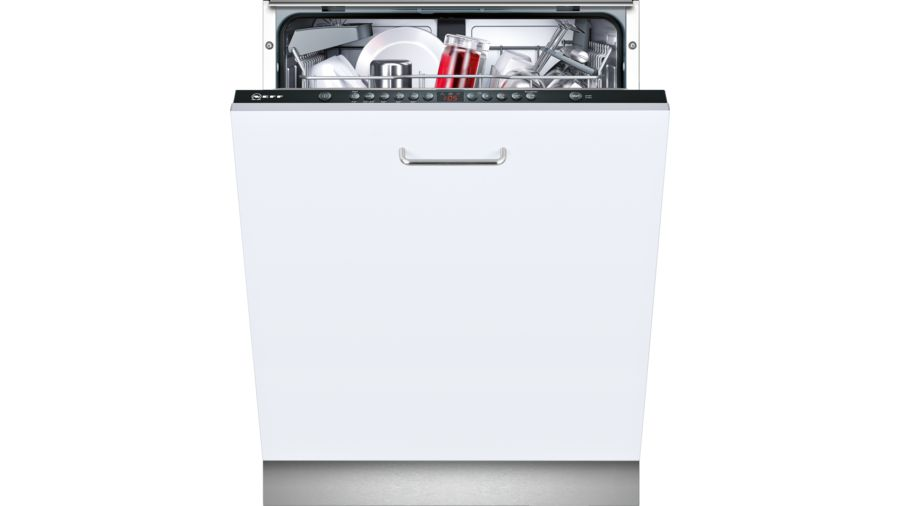 Neff S513G60X0G 60cm Fully Integrated Dishwasher 1