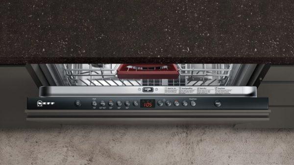 Neff S513G60X0G 60cm Fully Integrated Dishwasher 5