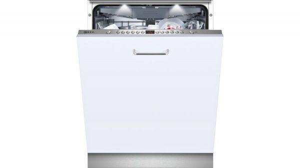 Neff S513M60X1G 60cm Fully Integrated Dishwasher 1