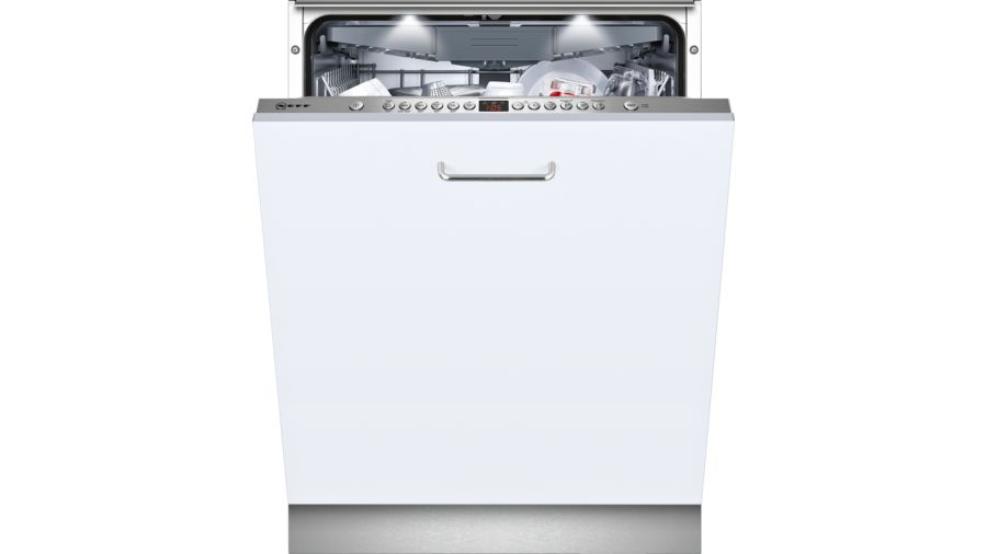 Neff S513M60X1G 60cm Fully Integrated Dishwasher 1