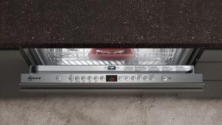 Neff S513M60X1G 60cm Fully Integrated Dishwasher 3