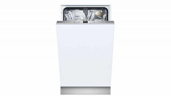 Neff S58T40X0GB 45cm Slimline Fully Integrated Dishwasher 1