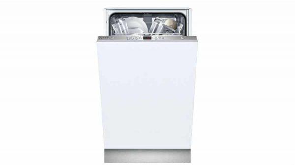 Neff S58T40X0GB 45cm Slimline Fully Integrated Dishwasher 1