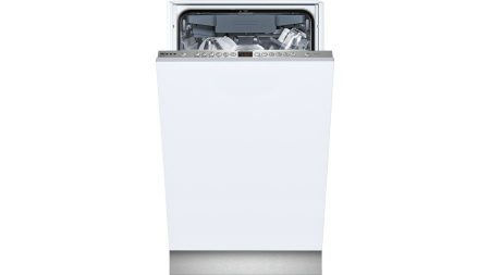 Neff S58T69X1GB 45cm Slimline Fully Integrated Dishwasher 1