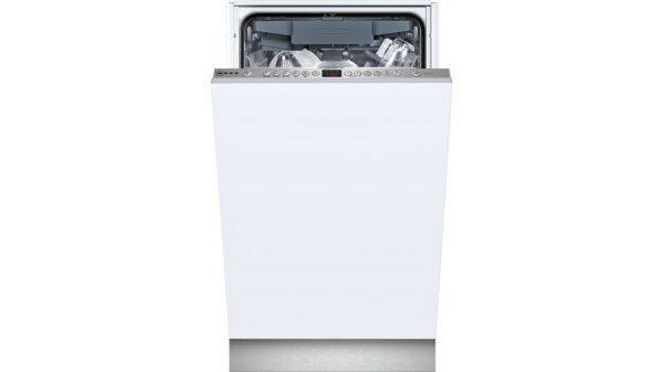 Neff S58T69X1GB 45cm Slimline Fully Integrated Dishwasher 1