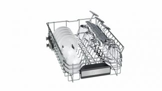 Neff S58T69X1GB 45cm Slimline Fully Integrated Dishwasher 4