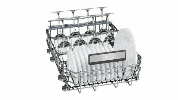 Neff S58T69X1GB 45cm Slimline Fully Integrated Dishwasher 5