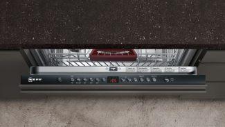 Neff S713M60X0G 60cm Fully Integrated Dishwasher 6