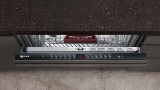 Neff S723M60X0G 60cm Fully Integrated Dishwasher 6