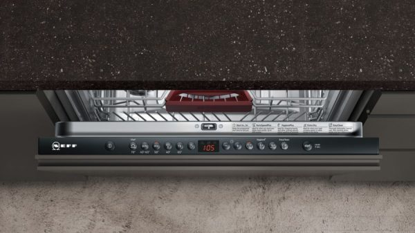 Neff S723M60X0G 60cm Fully Integrated Dishwasher 6