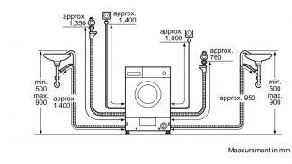 Neff V6320X1GB Built-in Washer Dryer 3