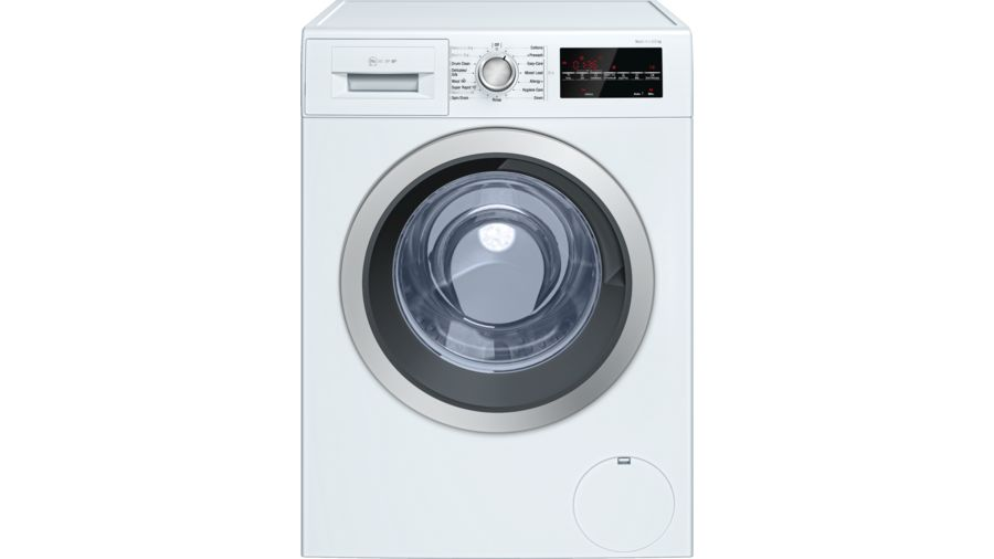 Neff V7446X1GB Freestanding Washer Dryer 1