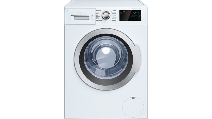 Neff W746IX0GB Freestanding Washing Machine 1
