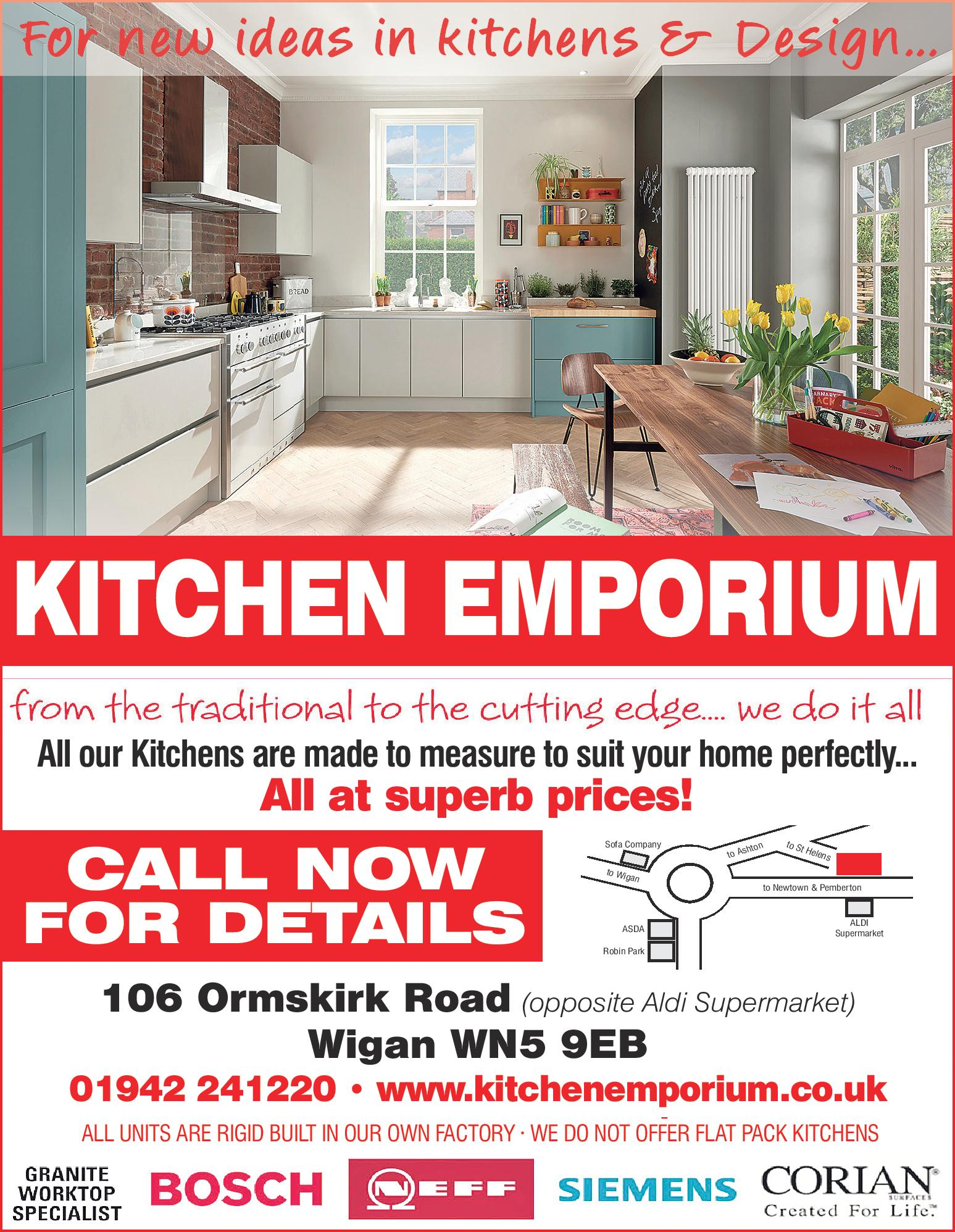 Latest Offer at Kitchen Emporium