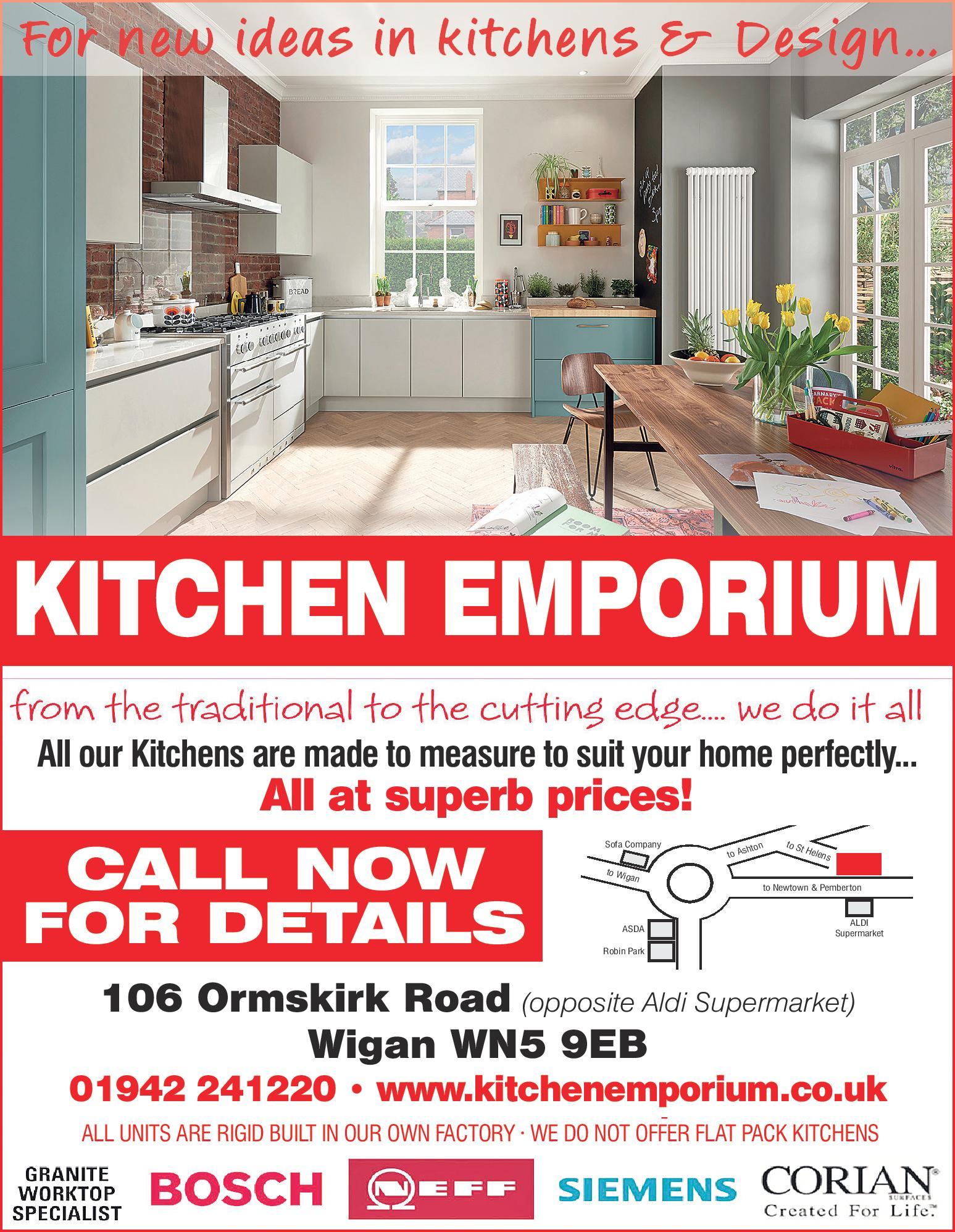 Summer Kitchen Sale at Kitchen Emporium