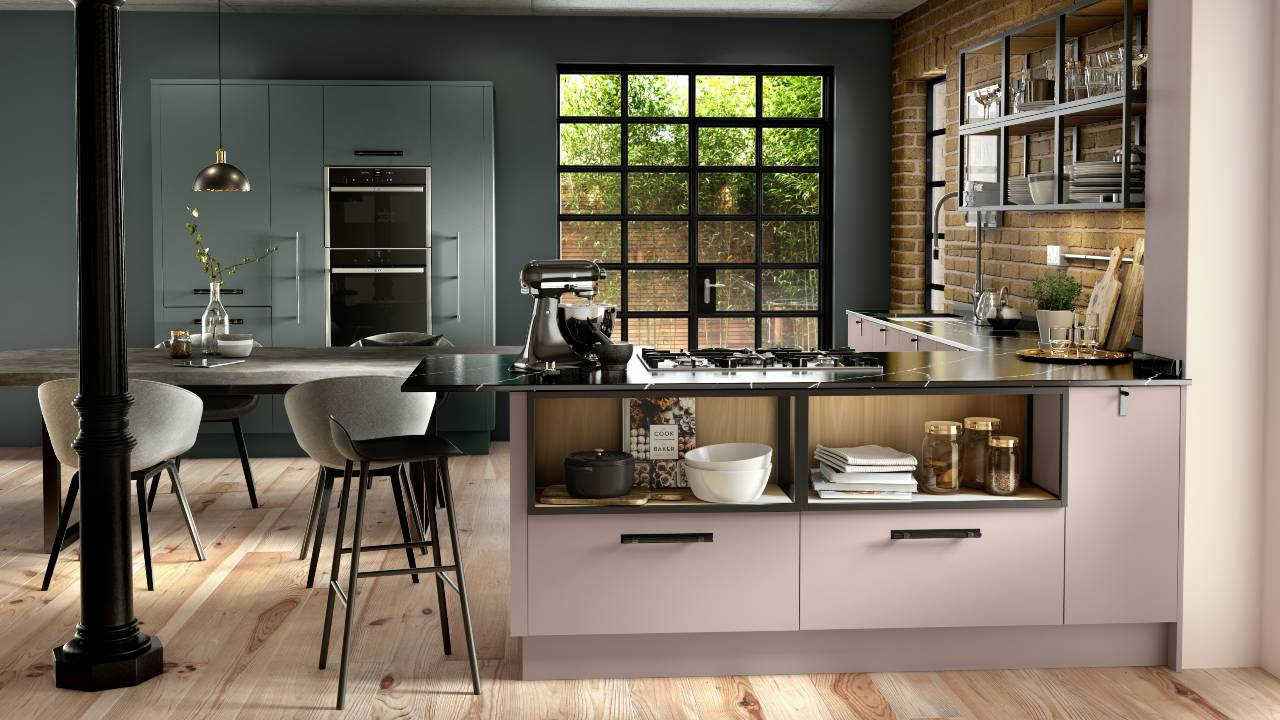 Contemporary Fitted Kitchens by Kitchen Emporium