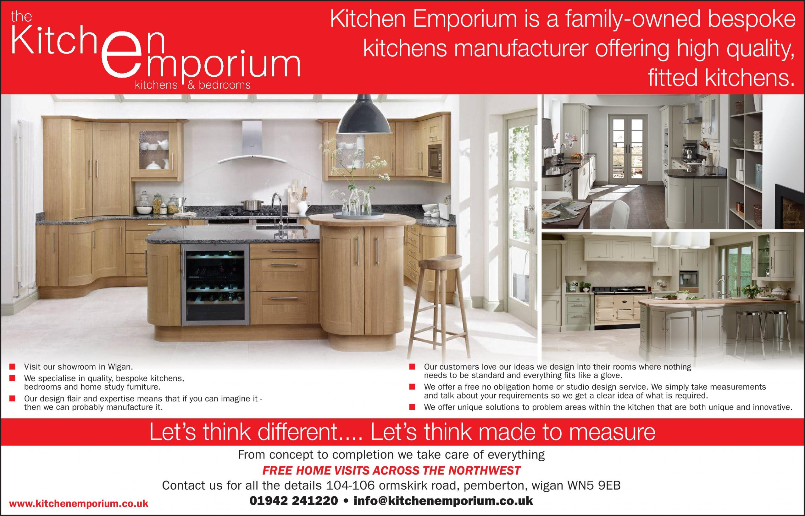 Latest Offers at Kitchen Emporium