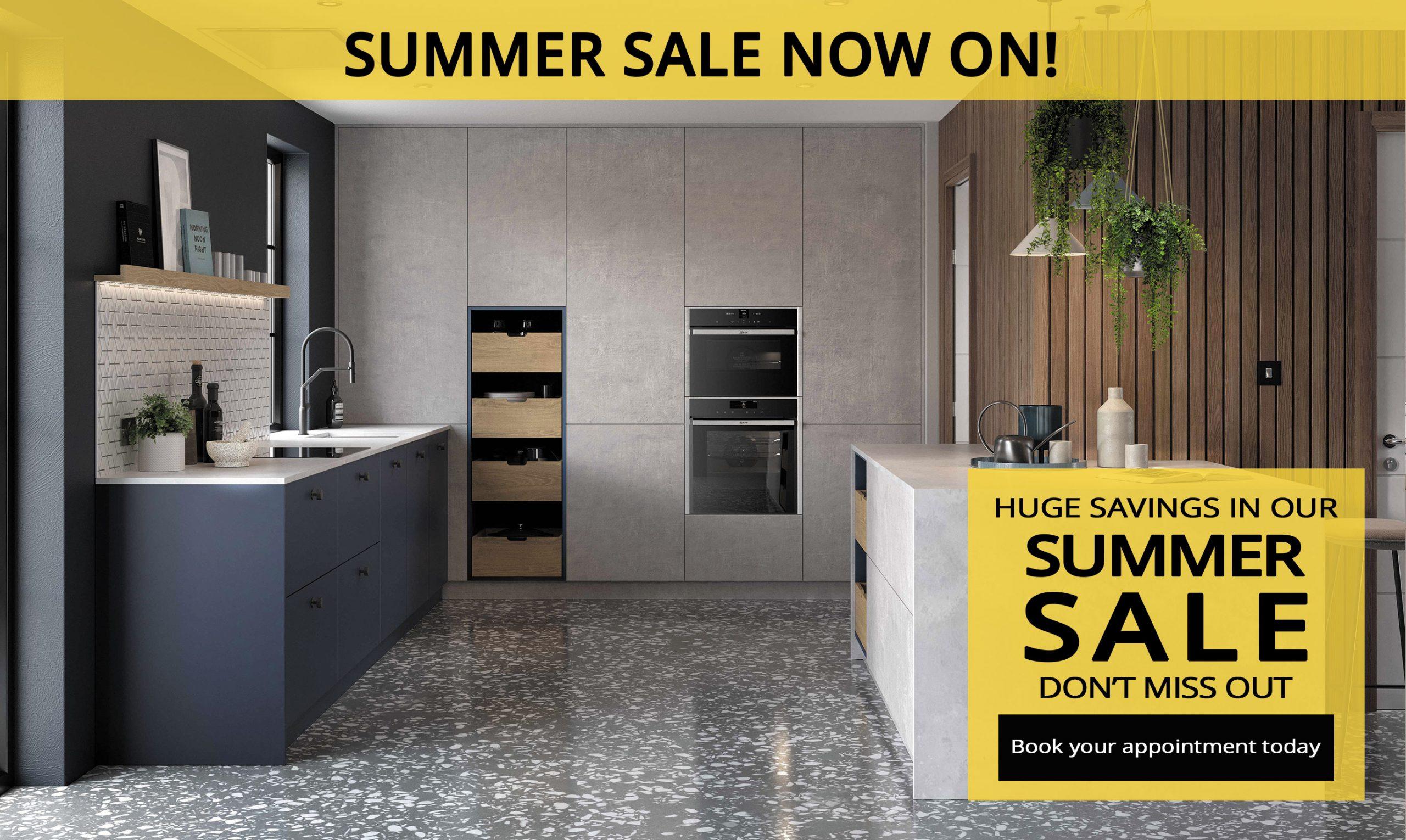 Fitted Kitchen Summer Sale